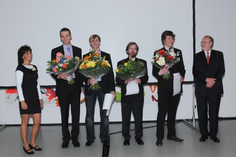 Nachwuchspreis Leichtbau 2010